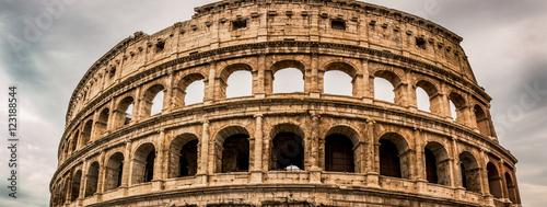 Le Colisée de Rome Wallpaper Mural