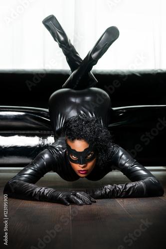 Cuadros en Lienzo Catwoman Sarah