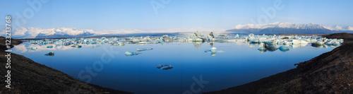 Foto op Aluminium Poolcirkel Island - Jökulsarlon - Eislagune