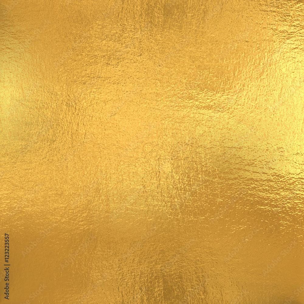 Fototapety, obrazy: Gold foil