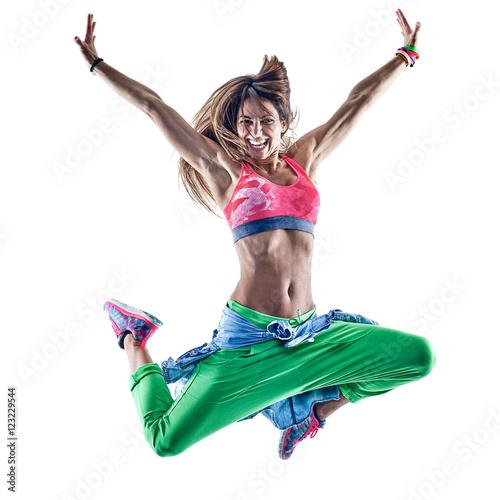 kobieta-fitness-cwiczenia-tancerz-taniec
