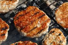 Chicken Or Turkey Burgers For ...