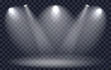 Vector Light Effect Spotlight ...