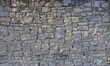 Charcoal stone wall background texture black