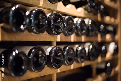 Stampa su Tela  cave à vin