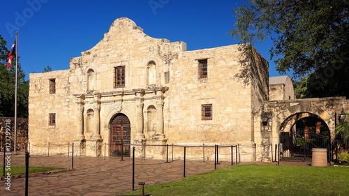 Historic Alamo in San Antonio, Texas Wallpaper Mural