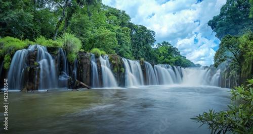 Foto op Canvas Watervallen waterfall