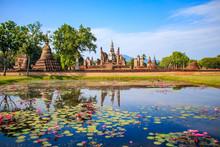 Sukhothai Historical Park, Tha...