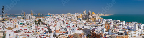 Panorama of Cadiz