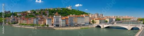 Panorama of Lyon