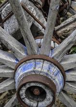 Spokes Wagon Wheel