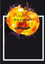 Zucca, Halloween, Effetto Geom...