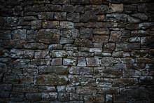 Ancient Wall Built