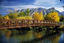 Bridge Over Provo River