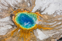 The Grand Prismatic Spring In ...