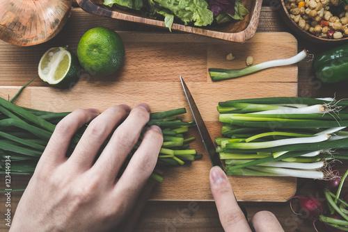 Tuinposter Koken 料理イメージ