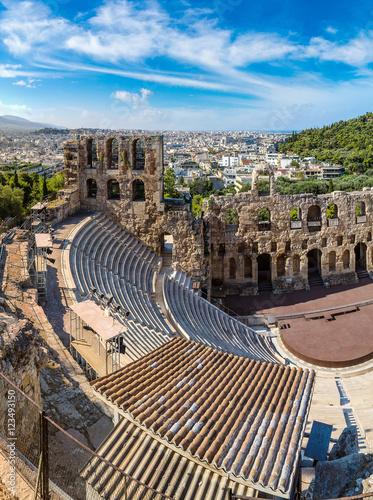 Obrazy Ateny  antyczny-teatr-w-grecji-athnes