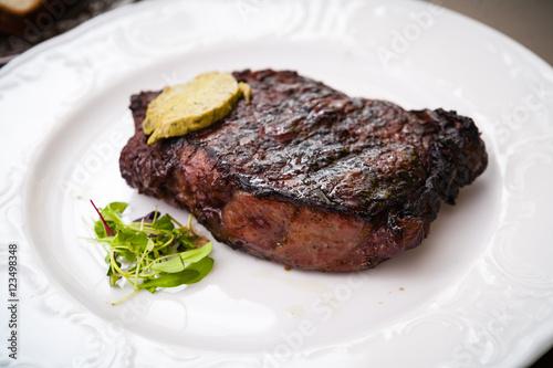 Papiers peints Steakhouse New York steak