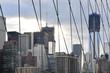 NYC Skyline from the Brooklyn Bridge