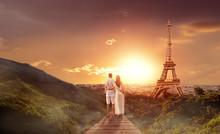 Paris Traum Aussicht