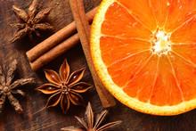 Arancio, Anice Stellato E Cannella