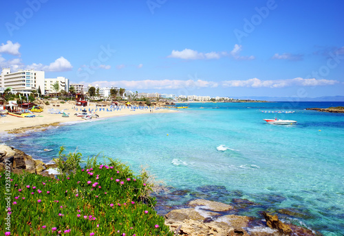 Fig Tree Bay, Cyprus.