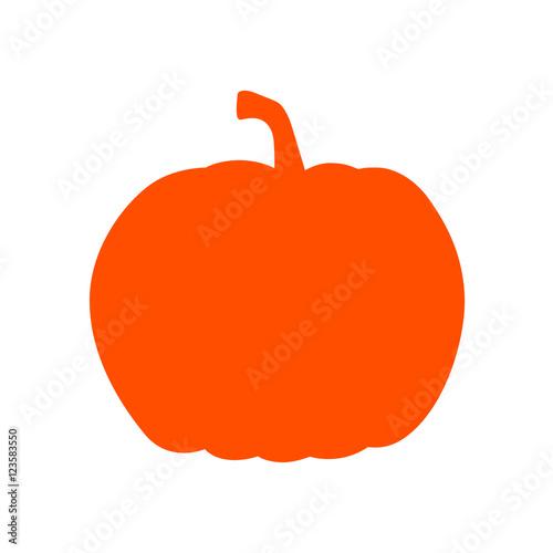 Vector pumpkin