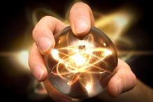 Crystal Ball Atom