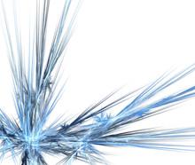 Abstract Fractal Rotation Shap...