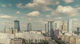Warsaw Downtown skyline, Polandl - 123615764