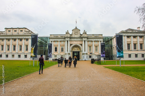 National Maritime Museum in Greenwich, London, England Fototapeta