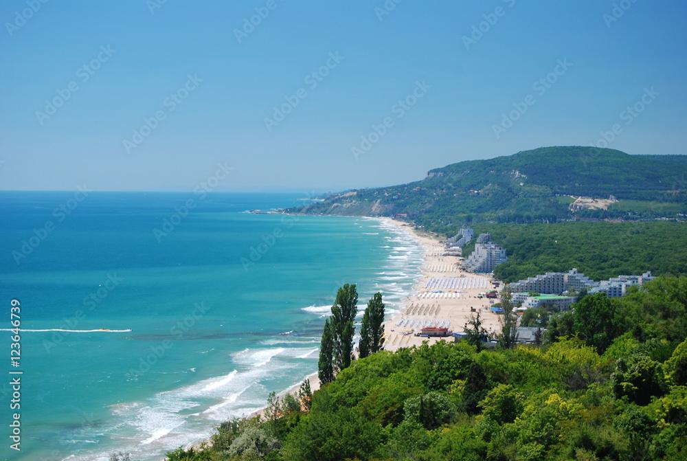 Fototapety, obrazy: Albena resort, Bulgaria