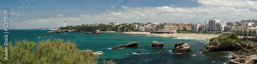 Photo Rocher de la Vierge à Biarritz