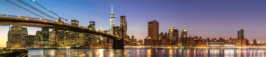 Skyline Nowy Jork