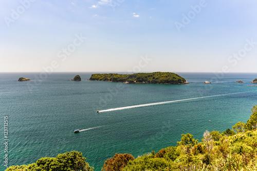 Papiers peints Cathedral Cove Coromandel peninsula near cathedral cove beach