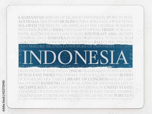 indonesia - Buy this stock illustration and explore similar