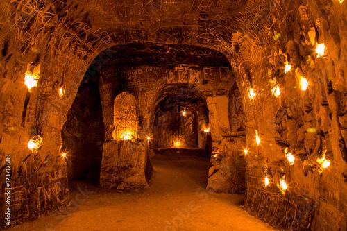 Foto Калачеевский меловой пещерный монастырь / Kalach chalky cave monastery