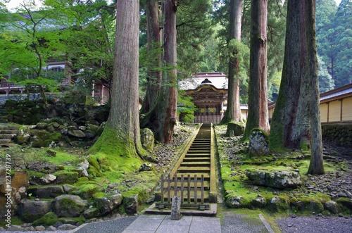 In de dag Bedehuis 福井県の永平寺
