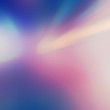 canvas print picture - abstract background with bokeh defocused lights and shadow