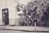 Klasyczny rower - 123759787