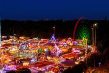 High Viewpoint Of Goose Fair I...