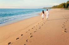 Honeymoon At The Sea. Back Vie...