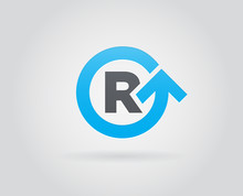 Logo Icon Design Template Element In Vector Letter