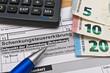 Finanzamt Schenkungssteuererklärung