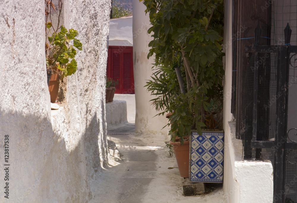Fototapety, obrazy: Grecja, Ateny, ulica