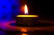 Happy diwali or happy deepawali greeting