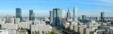 Fototapeta City - Warszawa, panorama miasta