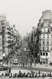 ulice Paryża - 123851786