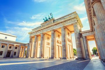Fototapeta Berlin Brandenburg Gate, Berlin, Germany