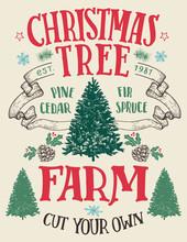 Christmas Tree Farm, Cut Your ...